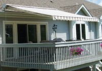 Deck Awnings And Canopies Canada