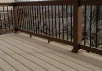 Deck Building Materials Cost