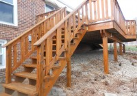Deck Cleaning And Staining Cost