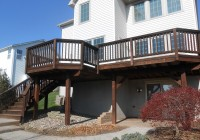 Deck Cleaning And Staining Tips
