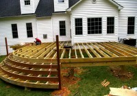 Deck Design Plans Ideas