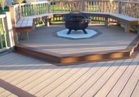 Deck Fire Pit Designs