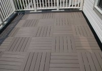 Deck Floor Covering Home Depot