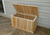 Deck Garden Box Plans