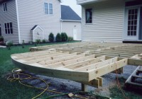 Deck Material Calculator Home Depot