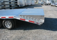 Deck Over Equipment Trailers