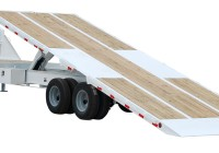 Deck Over Hydraulic Tilt Trailer