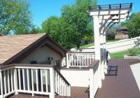 Deck Paint Colors Ideas