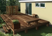 Deck Planter Box Ideas