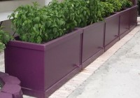Deck Planter Box Liner