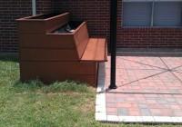 Deck Planter Boxes Diy