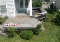 Deck Power Washing Cary