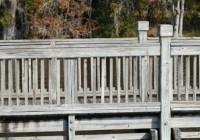 Deck Rail Height Requirements California