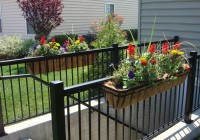 Deck Railing Brackets For Planters