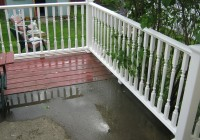 Deck Railing Code Spacing