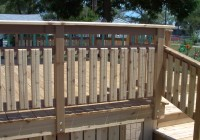 Deck Railing Designs Pictures