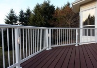 Deck Railing Lighting Systems