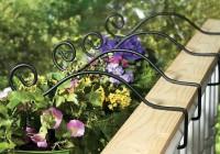 Deck Railing Planter Holder