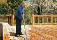 Deck Staining Services Cincinnati