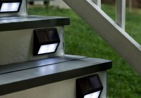 Deck Step Lights Solar