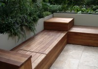 Deck Storage Bench Plans