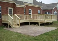 Decks And Patios Design Ideas
