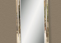 Decorative Leaning Floor Mirrors