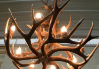Deer Antler Chandelier Kits