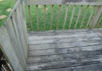 Defy Deck Stain Remover