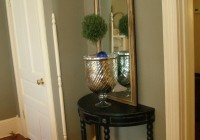 Demilune Console Table Pottery Barn