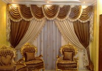 Design Of Curtain For Living Room