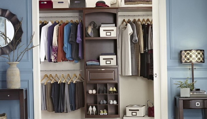 Permalink to Design Your Own Closet Organizers