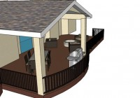 Designing A Deck In Sketchup