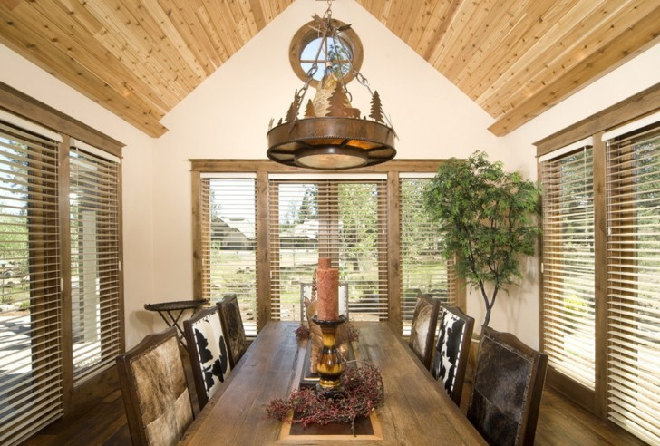 Permalink to Dining Room Chandeliers Rustic