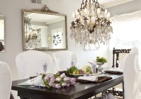 Dining Room Crystal Chandelier Lighting