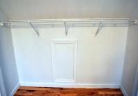 Diy Closet Rod Dividers