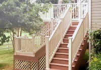 Diy Deck Stair Railing