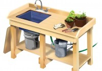 Diy Garden Work Bench