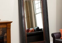 Diy Leaning Floor Mirror