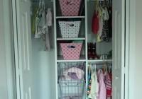 Diy Nursery Closet Organizer