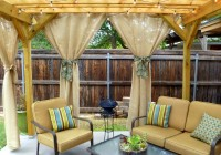 Diy Outdoor Curtain Ideas