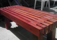 Diy Outdoor Wooden Benches