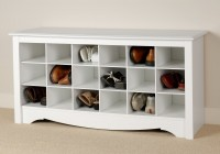 Diy Shoe Bench Storage