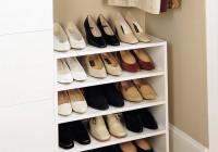 Diy Shoe Organizer Closet