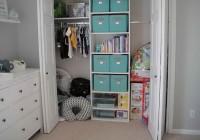 Diy Small Closet Organizer