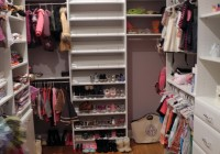 Diy Walk In Closet Shelves