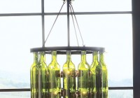 Diy Wine Bottle Chandelier Kit