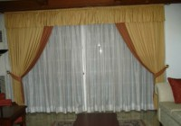 Dormer Window Curtain Rods
