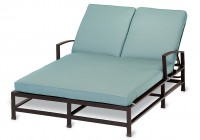 double chaise lounge cushions walmart
