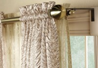 double curtain rods target